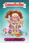Leaky Lindsay Garbage Pail Kids Original Series 2 October 1985