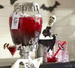 Pottery Barn Vampire Drink Dispenser Stand