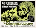 Vintage Movie Poster - The Conquering Worm Vincent Price