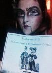 Eva Halloween at the 2012 Halloween Costume Contest