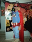 2012 Halloween Costume Contest Entrant Duffman