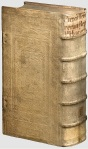 Book Binding of Secret Poisoner's Cabinet via Hermann Historica International Auctions
