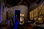 Coffins, Mortician's Parlor, Bodie, California, Photographed by Troy Paiva 2011