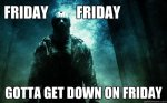 Jason Rebecca Black Friday the 13th