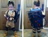 Lyndi as Awesome Ghostbuster by Jake M via Epbot