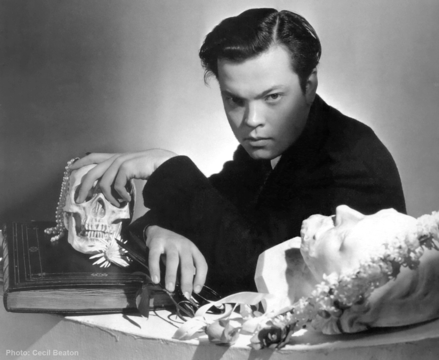 Orson Welles, 1937 by Cecil Beaton