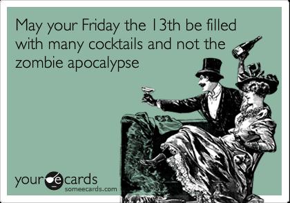 Friday 13th ecards
