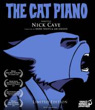 The Cat Piano Short Film Cover Art