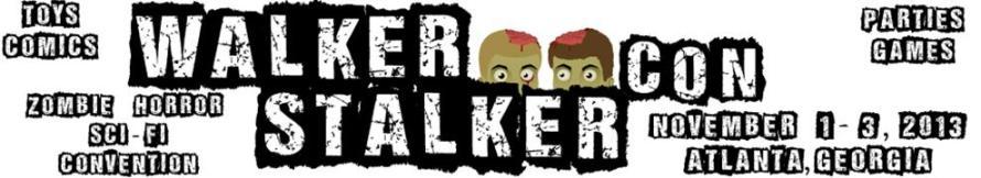 Walker Stalker Con Banner
