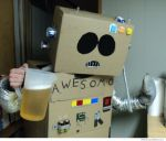 Awesome-O Halloween Costume DIY via WeKnowMemes