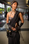 Bollywood Steampunk created by DeviantArt's MakeupSiren and photographed by Andrew Williams