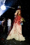 Carrie Costume via Flickr and HuffPo