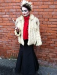 Disney 101 Dalmations cosplay Cruella Deville costume via Wheres Naldo69 (reddit)