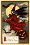 Early 1900's Vintage Halloween Cards (11)