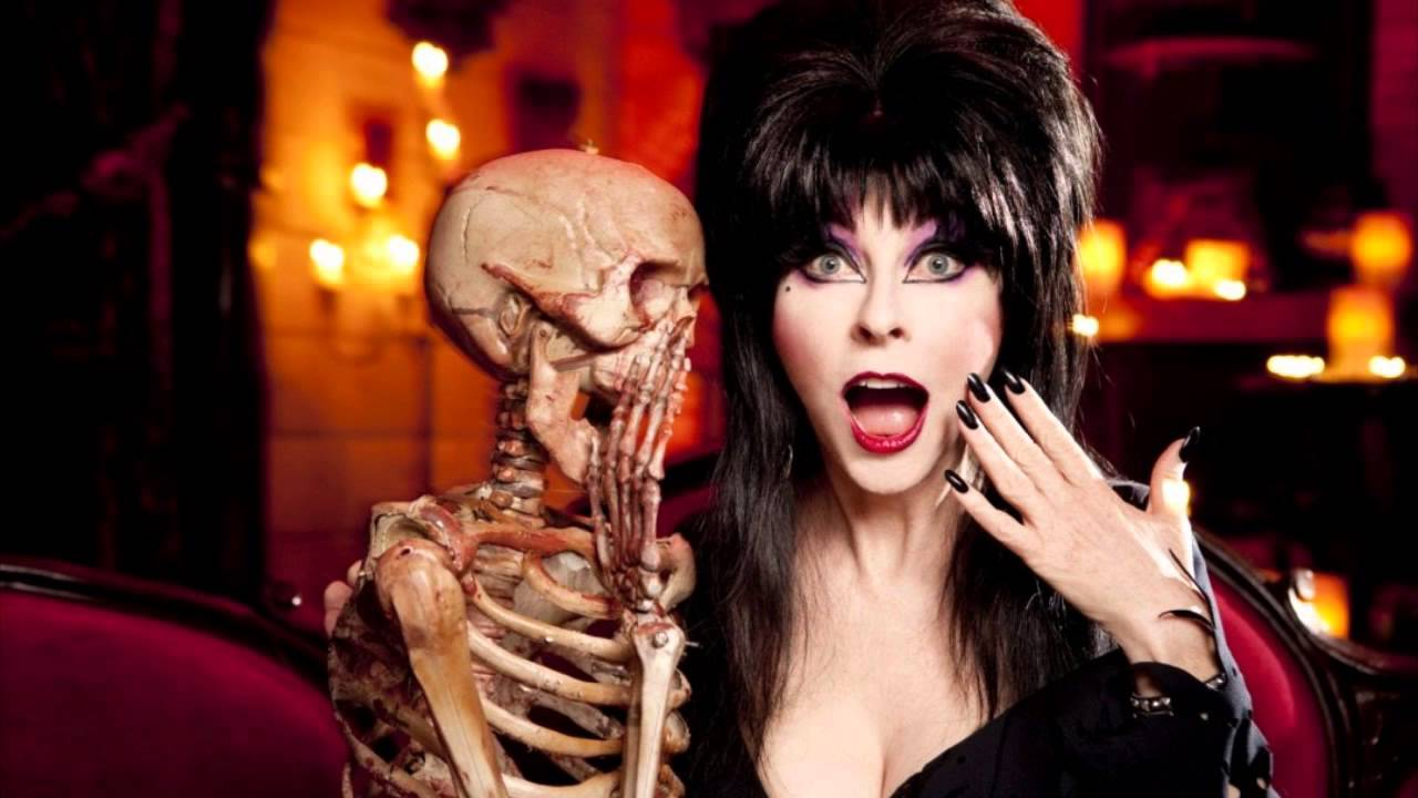 u0027Elvirau0027s Movie Macabreu0027  sc 1 st  The Year of Halloween & Elvirau0027s Movie Macabre