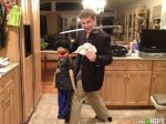 GOB Cosplay Halloween Costume Arrested Development via the Chive