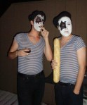 Hilarious Halloween Pun Costume French Kiss