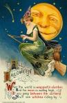 John Winsch Halloween Postcard 1911