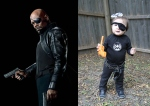 Little Girl Nick Fury from The Avengers