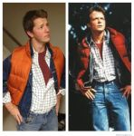 Marty McFly Back to the Future Cosplay via WeKnowMemes