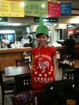 Sriracha Hot Sauce Funny Halloween Costume