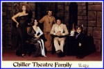 The Chiller Theater Family (Terminal Stare, Sister Susie, Norman The Castle Keeper, Chilly Billy Cardille, Stefan The Castle Prankster) via chillertheatermemories.com