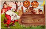 Turn of the Century Halloween Postcards (11)