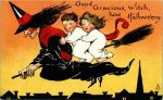Turn of the Century Halloween Postcards (13)