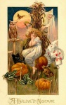Turn of the Century Halloween Postcards (15)