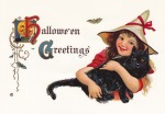 Turn of the Century Halloween Postcards (17)