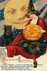 Turn of the Century Halloween Postcards (19)