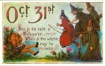 Turn of the Century Halloween Postcards (20)