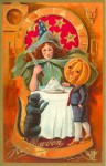 Turn of the Century Halloween Postcards (4)