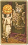 Turn of the Century Halloween Postcards (6)