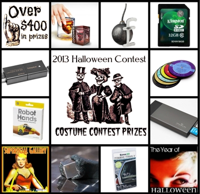 TYOH BH SG Halloween Costume Contest Prizes