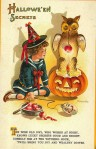 Vintage Halloween Postcard Turn of the Century (10)