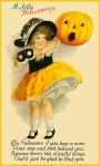 Vintage Halloween Postcard Turn of the Century (11)