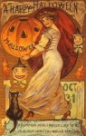 Vintage Halloween Postcard Turn of the Century (5)