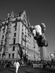 2012 Macy's Thanksgiving Day Parade Balloon from KAWS via TheDiggersUnion