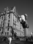 2012 Macy's Thanksgiving Day Parade Balloon from KAWS via TheDiggersUnion