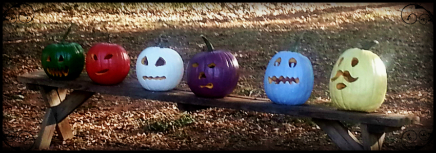 Acadia's Clue Halloween