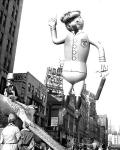 Cop Balloon in 1937 Macy's Thanksgiving Day Parade via NYDailyNews
