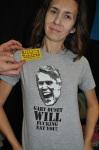 T-Shirt Walker Stalker Con