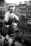 Eddie Cantor Balloon in the 1940 Macy's Thanksgiving Day Parade via NYDailyNews