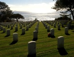 Ft. Fort Rosecrans National Cemetery Pacific Ocean