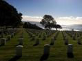 Ft. Rosecrans National Cemetery Graveyard Military Coronado Islands Photograph Eva Halloween