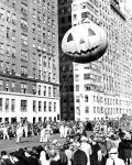 Jack O'Lantern in 1945 Macy's Thanksgiving Day Parade via NYDailyNews