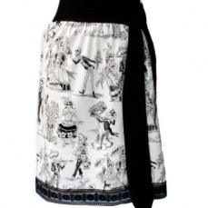 $40 Day of the Dead skirt from Gorey Details