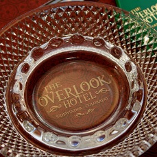 $9 The Overlook Hotel Ashtray from T-Shirt Bordello