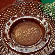 $9 The Overlook Hotel Ashtray from T-Shirt Bordello